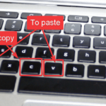 Copy and Paste Chromebook